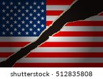 anxiety usa   Shutterstock .eps vector #512835808