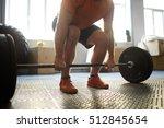 lifting weight   Shutterstock . vector #512845654