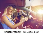 auto business  car sale ... | Shutterstock . vector #512858110