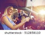 auto business  car sale ... | Shutterstock . vector #512858110