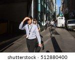 new york  usa   sep 22  2016 ... | Shutterstock . vector #512880400