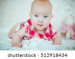beautiful portrait of...   Shutterstock . vector #512918434