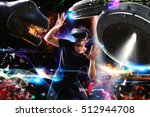 world of videogames | Shutterstock . vector #512944708
