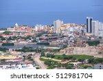 view of cartagena de indias ... | Shutterstock . vector #512981704