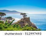 The Lone Cypress  Seen From The ...