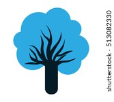 tree plant icon | Shutterstock .eps vector #513082330