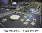 audio production switcher of... | Shutterstock . vector #513119119
