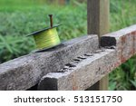 construction string line in... | Shutterstock . vector #513151750