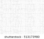 distressed overlay texture of... | Shutterstock .eps vector #513173980