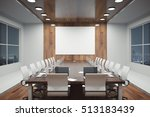 contemporary conference... | Shutterstock . vector #513183439