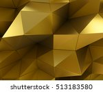 beautiful gold abstract... | Shutterstock . vector #513183580