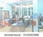 businessmen blur in the... | Shutterstock . vector #513282388