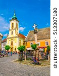 szentendre  hungary may 22 ... | Shutterstock . vector #513307180