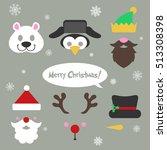 christmas photo booth and...