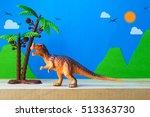 Tyrannosaurus Dinosaur Toy...