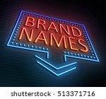 3d illustration depicting an... | Shutterstock . vector #513371716