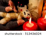 In A Voodoo Doll Are Needles...