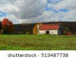 Beautiful Old Weathered Barn O...