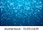 falling snow background. vector ... | Shutterstock .eps vector #513511639