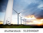 Windmills For Electric Power...