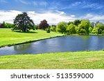 Beautiful Pond Near Leeds...
