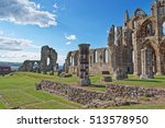 Whitby Abbey Of North Yorkshir...