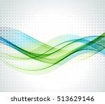 abstract vector background ... | Shutterstock .eps vector #513629146