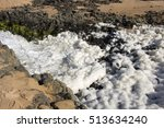 Frothy White  Indian Ocean...