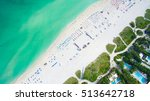 south beach  miami beach.... | Shutterstock . vector #513642718