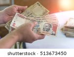 Stock photo banned rs and rs notes indian currency 513673450