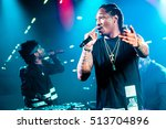austin   march 16  2016  rapper ... | Shutterstock . vector #513704896