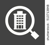 find hotel | Shutterstock .eps vector #513713848