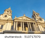 Small photo of Christopher Wrens St Pauls Cathedral in London