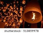 Sky Lanterns Firework Festival...