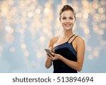 technology  smartphone ... | Shutterstock . vector #513894694