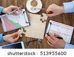 business accounting  | Shutterstock . vector #513955600