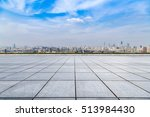 panoramic skyline and buildings ... | Shutterstock . vector #513984430
