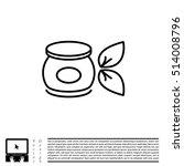 vector cream icon | Shutterstock .eps vector #514008796