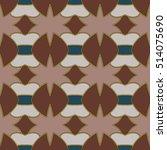 the endless texture.vector... | Shutterstock .eps vector #514075690