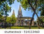 rotonda de los jalisciences...   Shutterstock . vector #514113460