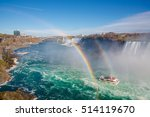 Double Rainbow Over A Tour Boat ...