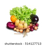 group of various vegetables and ...