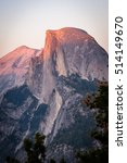 Half Dome  Yosemite National...