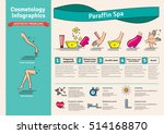 vector illustrated set with... | Shutterstock .eps vector #514168870