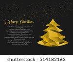 christmas background christmas... | Shutterstock .eps vector #514182163