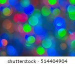 Christmas Lights.soft  Blue...