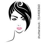 illustration of women short... | Shutterstock .eps vector #514408360