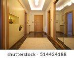 home enterance | Shutterstock . vector #514424188