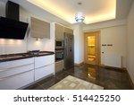 kitchen interior | Shutterstock . vector #514425250