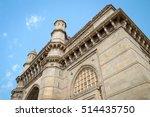 daytime shot of gateway of... | Shutterstock . vector #514435750